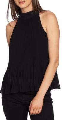 1 STATE 1.STATE Sleeveless Halter Blouse