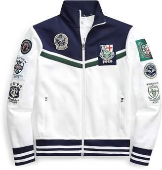 Ralph Lauren Wimbledon Double-Knit Jacket