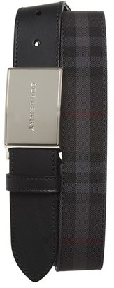 Men's Burberry 'Charles' Belt $295 thestylecure.com