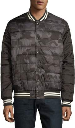 Standard Issue NYC Men's Lightweight Puffer Jacket