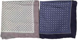 Gucci Silk echarpe