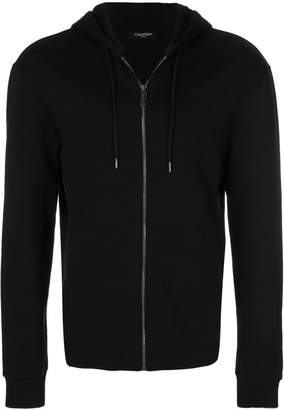 Calvin Klein Jeans zipped hoodie