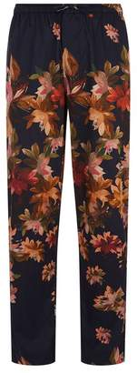 Zimmerli Floral Pyjama Bottoms