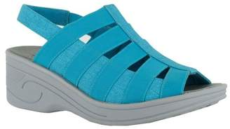 Easy Street Shoes SoLite by Wedge Sandals - Floaty