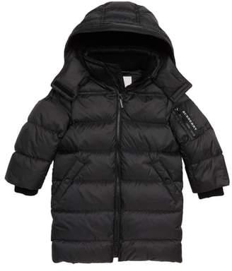 Burberry Waterproof Down Puffer Coat