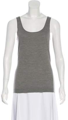 Ralph Lauren Black Label Knit Sleeveless Top