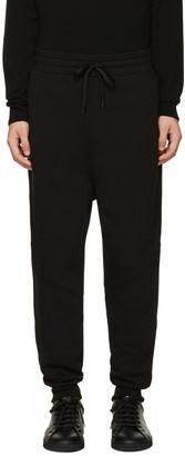 AMI Alexandre Mattiussi Black Fleece Lounge Pants $225 thestylecure.com
