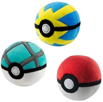 Pokemon Poke Ball Plush