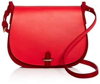 Celine Lefebure Emma Leather & Suede Saddle Bag - 100% Exclusive