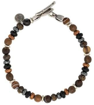Eleventy multi-bead bracelet