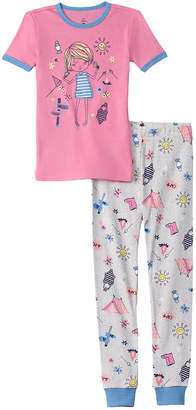 Petit Lem 2Pc Pajama Pant Set