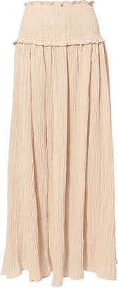 Zimmermann Bayou Shirred Skirt