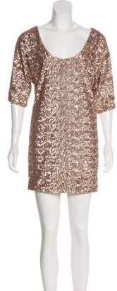Rachel Zoe Embellished Mini Dress w/ Tags