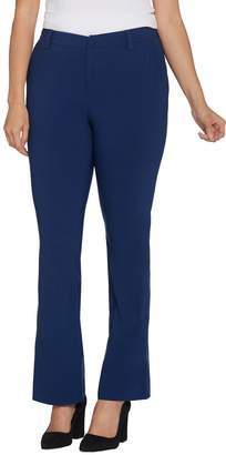 Brooke Shields Timeless BROOKE SHIELDS Timeless Tall Boot-Cut Stretch Woven Pants