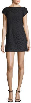 Nanette Lepore Last Time Brocade Mini Dress