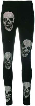 Philipp Plein Hold My Hand leggings