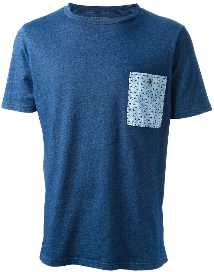 Paul Smith patch pocket t-shirt