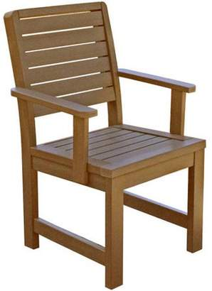 highwood® highwood Eco-Friendly Recycled Plastic Weatherly Armchair