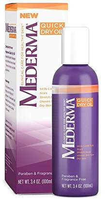 Mederma Quick Dry Oil - for scars
