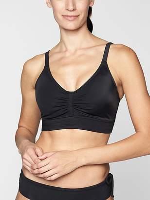 Athleta Stitched Band Bikini Top