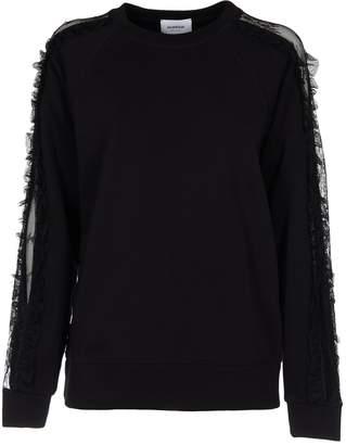 Dondup Mesh Sleeve Sweatshirt