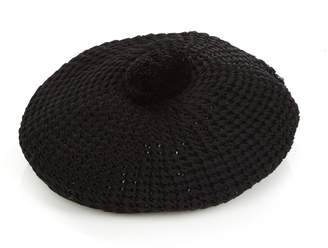 COM Gucci Pompom knitted beret