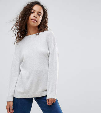 Asos Oversized Sweater with Crew Neck