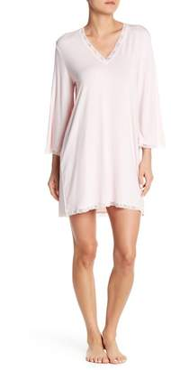 Barefoot Dreams Luxe Milk Jersey Night Shirt