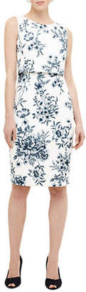 Phase Eight Romily Scuba Floral Shift Dress