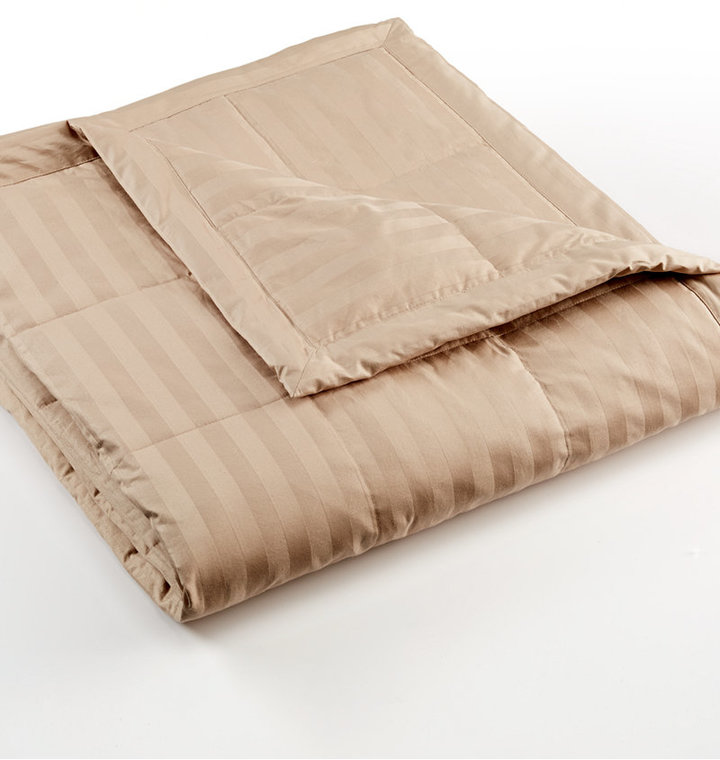Charter Club Damask 350 Thread Count Down Full/Queen Blanket