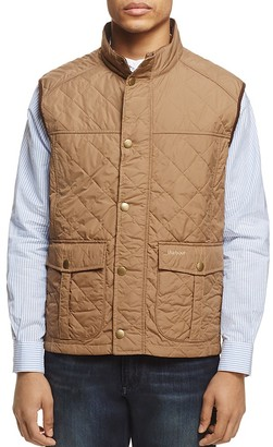 Barbour Explorer Quilted Vest $179 thestylecure.com