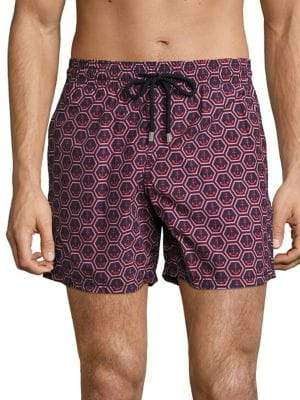 Vilebrequin Moorea Anchors Swim Trunks