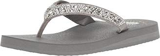 Yellow Box Women's Orchid Wedge Sandal