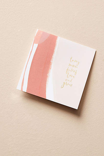Our Heiday Love + Grace Mother's Day Card