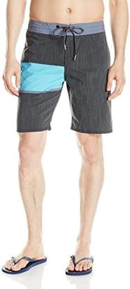 "Volcom Men's 3 Quarter Stone 19"" Boardshort"