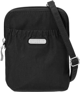 At Qvc Baggallini Bryant Crossbody Pouch