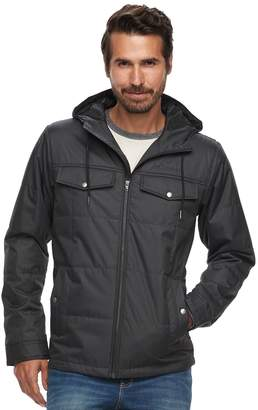 Columbia Men's Tinline Trail Thermal Coil Insulated Hooded Jacket