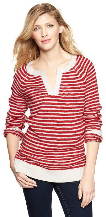 Gap Striped mariner tunic
