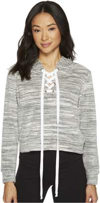 Hard Tail Women's Laced Hoodie