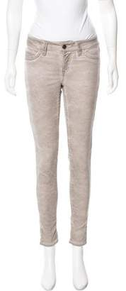 Strenesse Mid-Rise Skinny Jeans