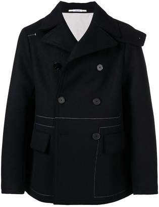 Jil Sander double-breasted jacket