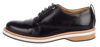 WANT Les Essentiels Leather Derby Shoes