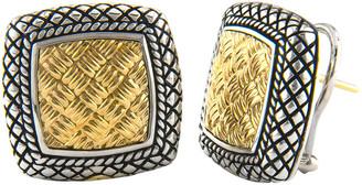 Candela Andrea Divino 18K & Silver Earring