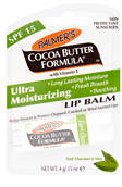 Palmers Cocoa Butter Formula Dark Chocolate and Mint Lip Balm 4g