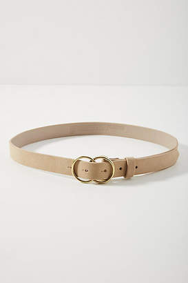 Anthropologie Double-Ringed Belt