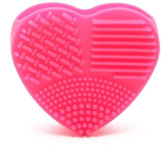 Forever 21 Heart Brush Cleaning Tool