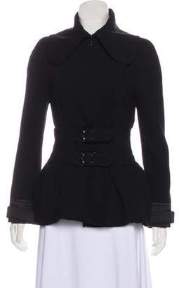 Tom Ford Wool Button-Up Jacket