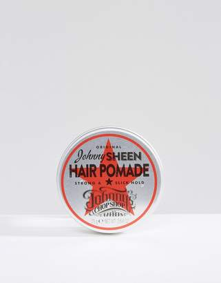 Johnny's Chop Shop Hair Pomade In Strong Hold
