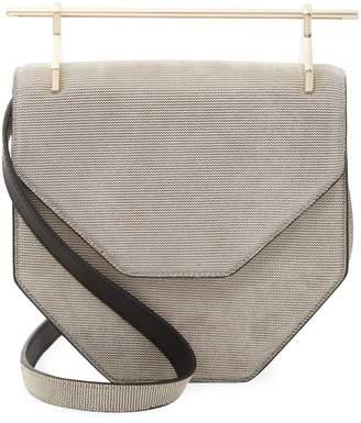 M2Malletier Women's Amor Fati Small Leather Shoulder Bag