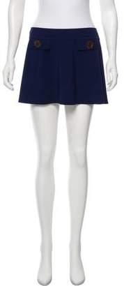 Karla Colletto Swim Mini Skirt